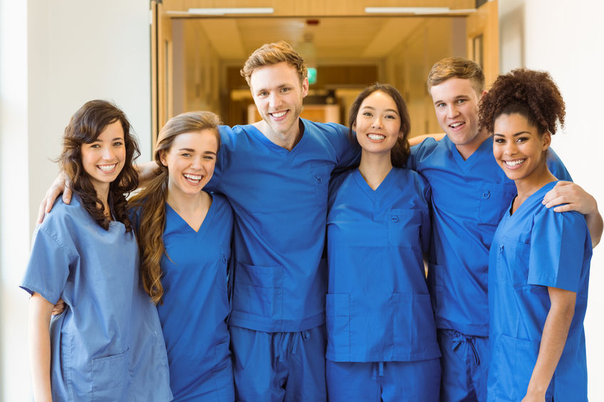 étudiants en prépa médecine sciences plus